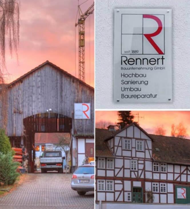 Rennert Bauunternehmen in Kassel