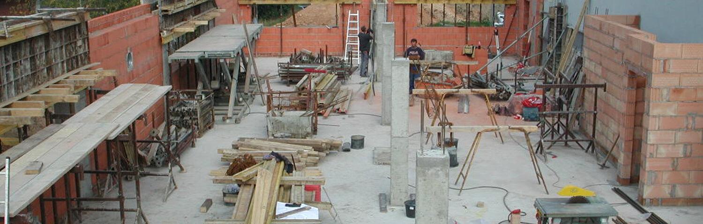 Baustelle Rennert Bauunternehmen