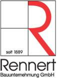 Rennert Bauunternehmen - Mobile Logo